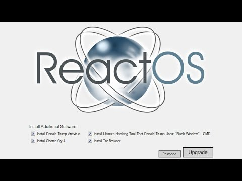 Xxx Mp4 Indian Tech Support Scammer Vs ReactOS Upgrade Prompt 3gp Sex