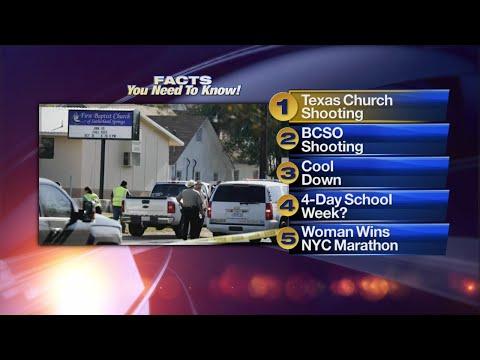Xxx Mp4 November 6th Morning Rush Texas Church Shooting Leaves 26 Dead Gunman Once Stationed At Holloman A 3gp Sex