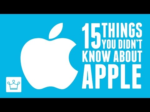 watch 15 Things You Didn't Know About Apple