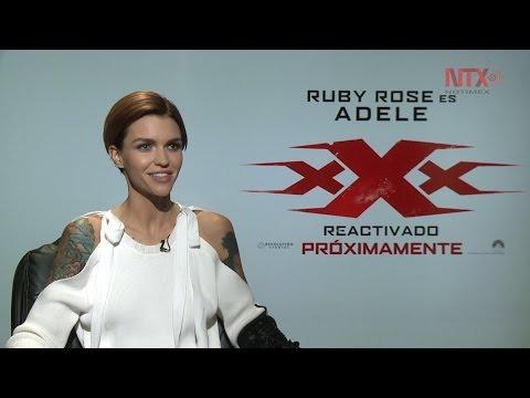 Ruby Rose y Deepika Padukone buscan conectar con la audiencia en xXx reactivado