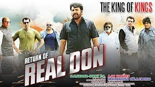 The Real Don (2018) South Indian Movies Dubbed in Hindi Full Movie 2018 New | Action 2018 Full Movie