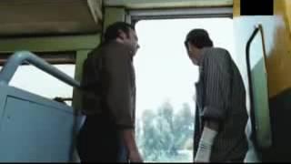 مشهد حزين من فيلم ساعه ونص