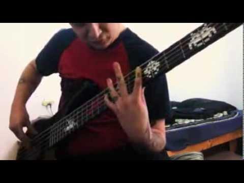 Death - Spirit Crusher (Bass Cover)
