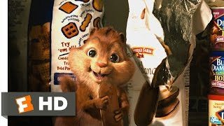 Alvin and the Chipmunks (1/5) Movie CLIP - Chipmunk Troubles (2007) HD