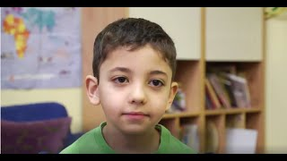 Two boys from Syria and Germany break down barriers with friendship   UNICEF