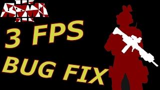 Arma 3 ► FPS Bug Fix Tutorial ► #02 [GER]  ■ REUPLOAD