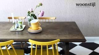 Vintage wonen verveelt nooit: Woonstijl Binnenkijker