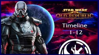 Star Wars: The Old Republic - Galactic Timeline Records 1-12 (RUS)