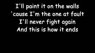 Linkin Park - Breaking The Habit (Lyrics)