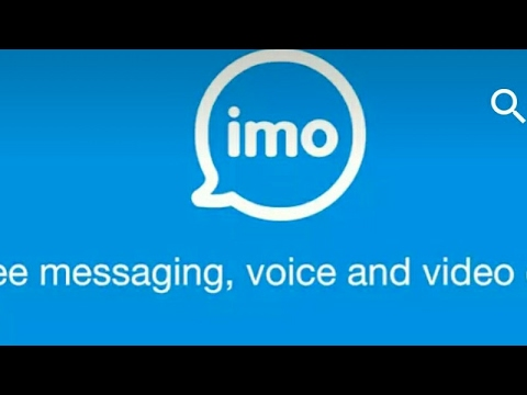 (IMO) Video Call Software .SIMPLE YOU GUYS ARE DOING VIDEO CALL .