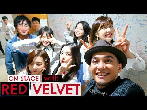 MC Seoul Talk Concert feat. RED VELVET, ERU, GITA GUTAWA & @jojosuherman | #IchsanAkbarVlog 13