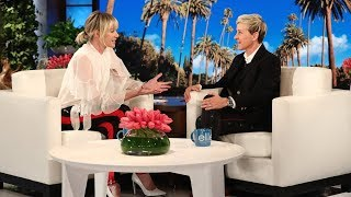 Portia Gives Ellen One of the Best Birthday Presents Ever