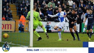 Goal Cam: Southend United (H)