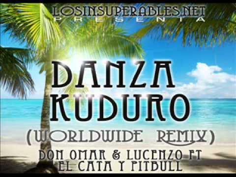 从 Danza Kuduro Remix 2011 从