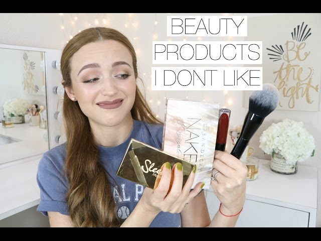 Disappointing Products   Mainly High End