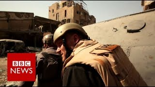 Raqqa: Inside the ruined 'capital' of the Islamic State group - BBC News