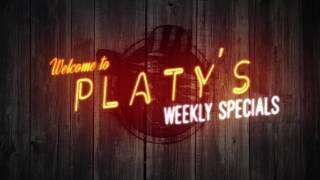 AMAZING PIRATE SKILLS - Platy's Weekly Specials #1