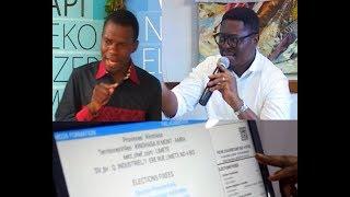 TOKOMI WAPI 10 11 2018 DANIEL SHEKOMBA ABIMISI CENI NA MPWASA