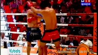 Khmer Boxing At BTV