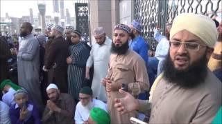 Sajid Qadri & Ghulam Mustafa Qadri - Ae Sabz Gumbad Wale (Madina Sharif)