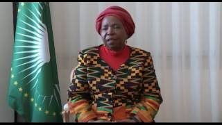 "Message of H.E. Dr. Nkosazana Dlamini Zuma on the Commemoration of ""AFRICA DAY"""