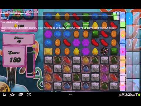 Candy crush saga score hack game killer