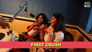 Varun Dhawan, Jacqueline Fernandez & Taapsee Pannu on their first kiss | Slambook With Malishka