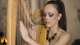Relaxing Harp Music, Peaceful Music, Relaxing, Meditation Music, Background Music, ✿3288C