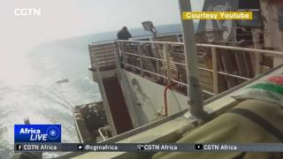 Pirate Attack Foiled: An attempted hijacking by Somali pirates caught on camera