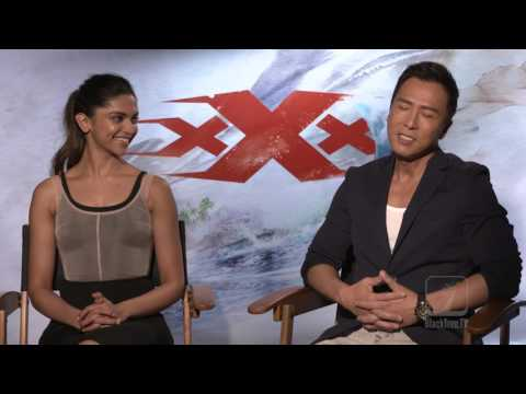 Xxx Mp4 Donnie Yen And Deepika Padukone Interview For XXX Return Of Xander Cage 3gp Sex