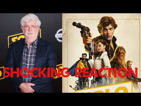 Xxx Mp4 GEORGE LUCAS REACTION TO SOLO A STAR WARS STORY 3gp Sex
