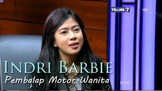 Indri Barbie, Pembalap Motor Wanita - Hitam Putih 10 Maret 2017