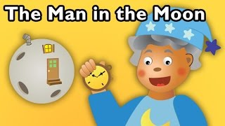Rhyming in Space | The Man in the Moon and More | Baby Songs from Mother Goose Club!