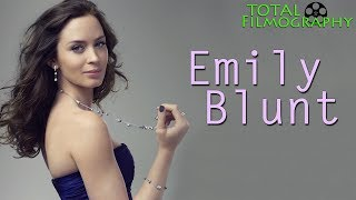 Emily Blunt | EVERY movie through the years | Total Filmography | 2018