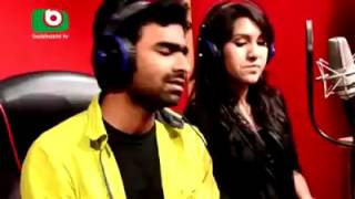 BANGLA NEW SONG OF 2013-IMRAN FT PUJA MANENA MON Studio Part-cao.mp4