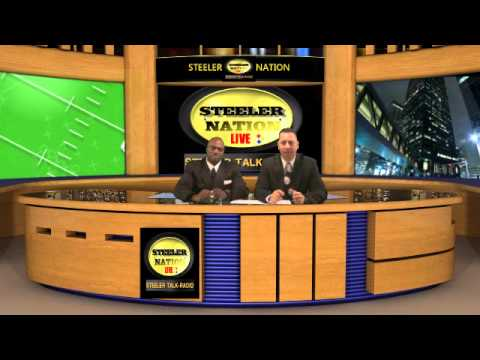 Steeler Nation Live  (week 3 Steelers vs Chicago game and Vikings Preview)London