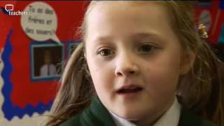 Series: KS1/2 MFL, Episode 1: Sharing Skills - Secondary with Primary, 2006, 13:58 mins