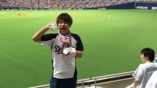 2016/05/21 中日×讀賣 ドラゴンズスタメン発表→1-9
