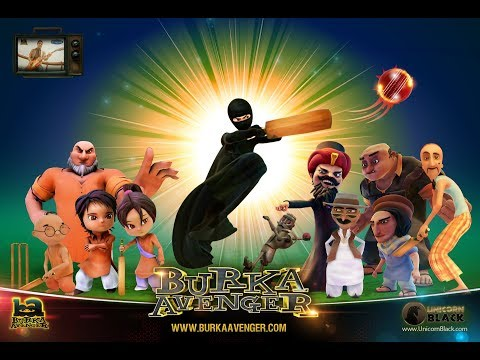 Burka Avenger Vs Match Fixing Cricket Episode w English subtitles