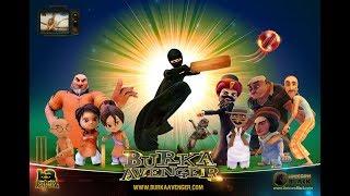 Burka Avenger Vs Match Fixing (Cricket Episode w/ English subtitles)