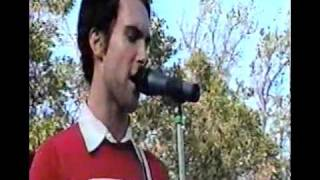 Maroon 5 - Through With You (Live at Free San Jose show 06/05/2003!)
