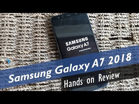 Xxx Mp4 Samsung Galaxy A7 2018 Hands On Review Greek 3gp Sex