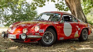 Alpine Renault A110 Berlinette 1600 SC - Davide Cironi Drive Experience (SUBS)