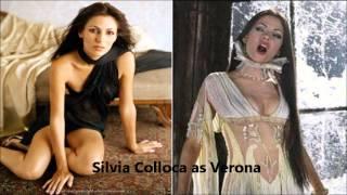 actors/actresses of notable characters in Van Helsing (2004)