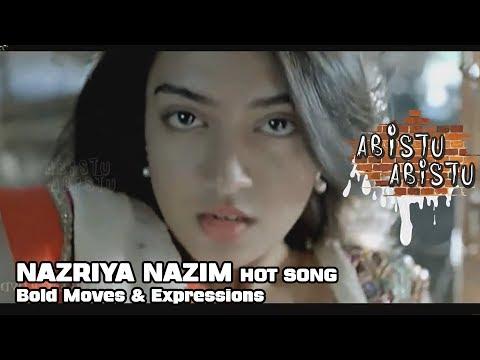 FAP Nazriya Nazim - Naiyandi Inikka Inikka Song UnSeen Rare Edit - Actress Hot Video - Abistu Abistu