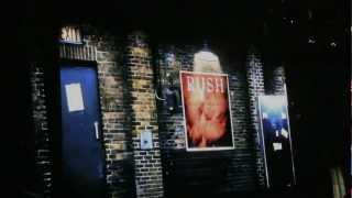 Rush Clockwork Angels Tour **Opening Film** (720p HD) Live in Columbus 9-20-2012