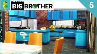 Let's Build a Big Brother House - Part 5 (Kitchen)