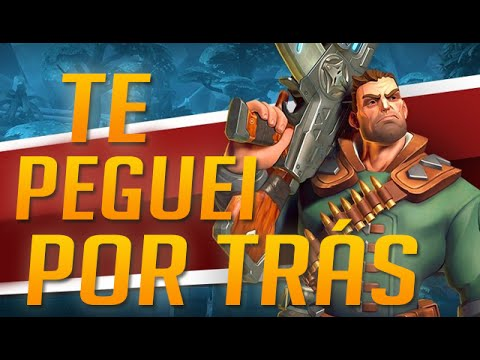 Xxx Mp4 Ataque Violento Por Trás Paladins Viktor Gameplay 3gp Sex