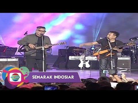 PECAAH!! Duet ABDEL MUDY TAYLOR memang jagonya plesetin lagu I Semarak Indosiar Karawang