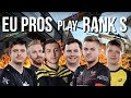 Download Video Download CSGO - When EU Pro Players play NA ESEA Rank S (FUNNY MOMENTS & SICK FRAGS) 3GP MP4 FLV